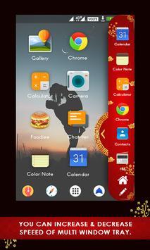 Multi Window Slide Bar screenshot 1
