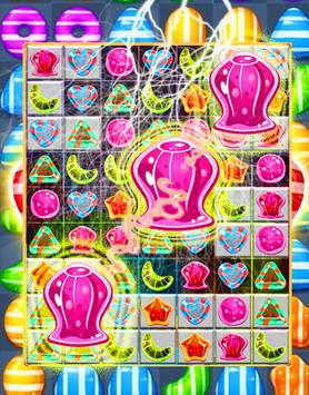 Candy Jelly Free poster