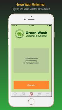 Green Wash poster