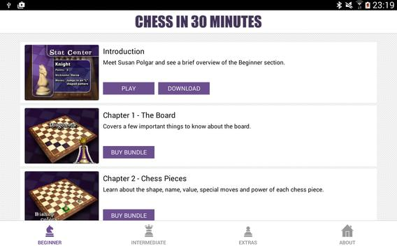 Learn Chess in 30 Minutes poster