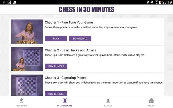 Learn Chess in 30 Minutes apk screenshot