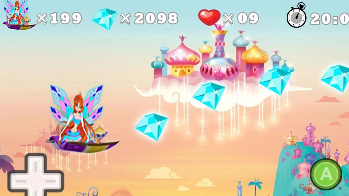 Winx Club Bloomix 4 for Android - APK Download