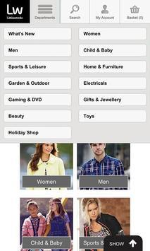 Shopping Fans Littlewoods UK screenshot 7