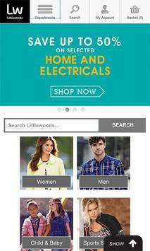 Shopping Fans Littlewoods UK screenshot 6