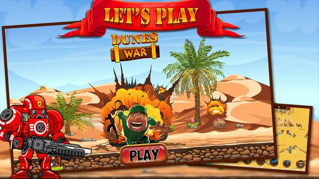 Dunes War apk screenshot