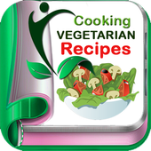 Healthy Easy Vegetarian Recipes Cookbook icon
