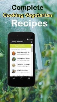 Healthy Easy Vegetarian Recipes Cookbook poster