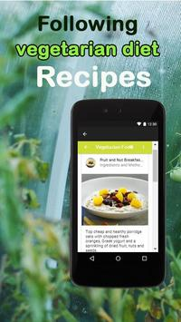 Healthy Easy Vegetarian Recipes Cookbook apk screenshot