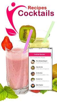 Easy Cocktails Menu Recipes apk screenshot