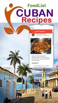 Best Cuban Food Recipes apk screenshot