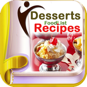 Healthy Easy Desserts Recipes icon