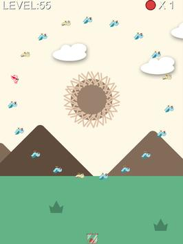 BirdWeak - Feed the cute birds apk screenshot