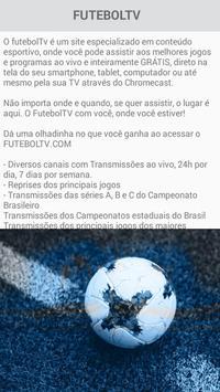 PlacarTv Futebol Tv Ao Vivo screenshot 2