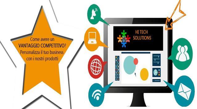 Hi Tech Solutions apk screenshot