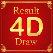 Live 4D Draw Result icon