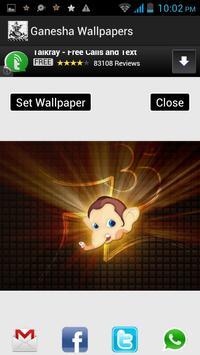 Ganesha Wallpapers screenshot 2