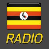 Uganda Radio Live icon
