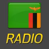 Zambia Radio Live icon