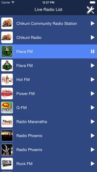 Zambia Radio Live poster