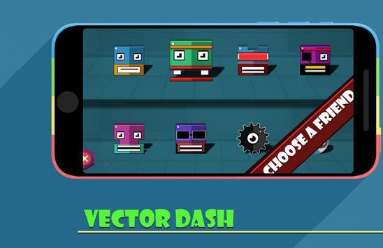 Vector Dash poster