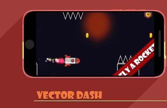 Vector Dash screenshot 1