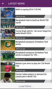 T20 Cricket 2016 screenshot 3