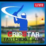 Live CricStar- Fastest Live Cricket Scores APK