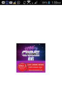 Live Crime News poster