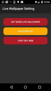 live flower wallpaper apk screenshot