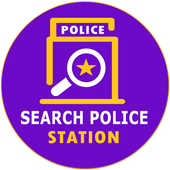 Nearby Police Station Search icon