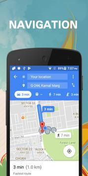 Nearby Police Station Search apk screenshot