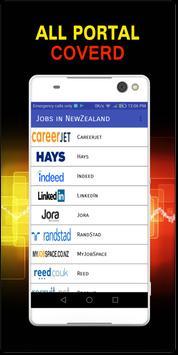 Jobs in New Zealand apk screenshot