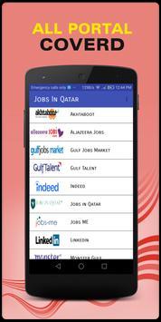Jobs in Qatar apk screenshot