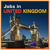 Jobs in UK / London icon