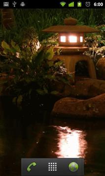 live pond wallpapers screenshot 1