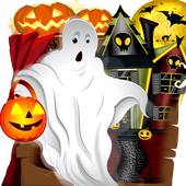 Halloween Live Wallpaper. icon