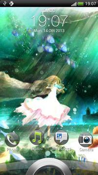 Dream Girls Live Wallpaper poster