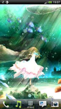 Dream Girls Live Wallpaper screenshot 4