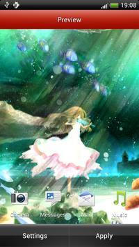 Dream Girls Live Wallpaper screenshot 5
