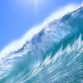 live wallpaper ocean wave icon