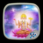 5D Brahma Live Wallpaper icon