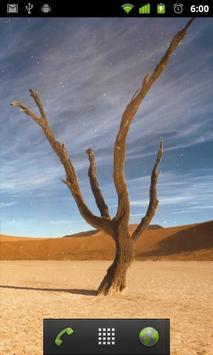 live wallpaper desert apk screenshot
