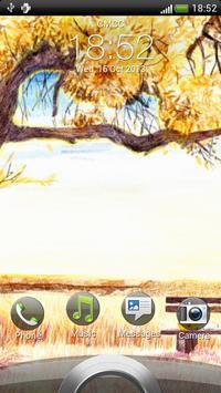 Autumn Leaves Live Wallpaper screenshot 3