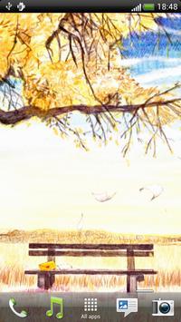 Autumn Leaves Live Wallpaper screenshot 7
