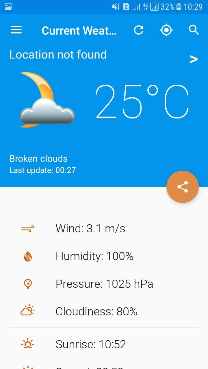 Live Forecast weather update channel 2018 for Android - APK