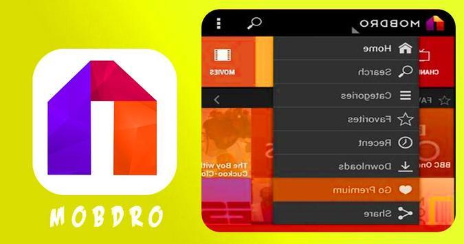 Mobdro Tv screenshot 2