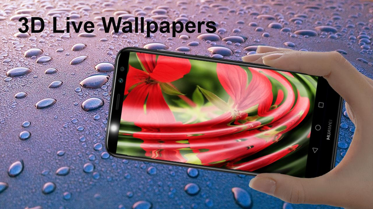 3d Effect Live Wallpaper 2018 For Android Apk Download