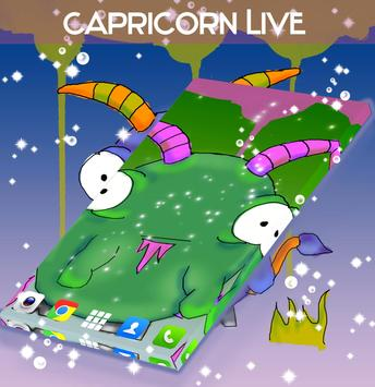 Capricorn Live Wallpaper screenshot 2