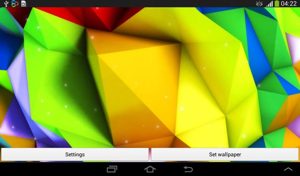 Live Wallpaper for Galaxy S4 apk screenshot