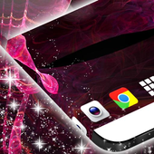 Pink Wallpaper HD icon